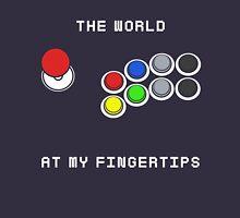 The World At My Fingertips Unisex T-Shirt
