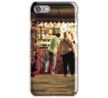Night On The Quay iPhone Case/Skin