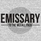 emissary to pack mccall by funvee