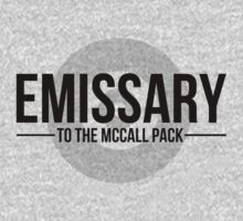 emissary to pack mccall Kids Tee