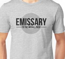 emissary to pack mccall Unisex T-Shirt