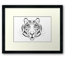 Tiger ~ Full Framed Print
