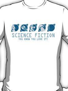 Sci Fi Icons T-Shirt