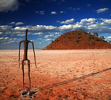 Inside Australia by Paul Amyes