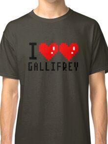 I Love Gallifrey Classic T-Shirt