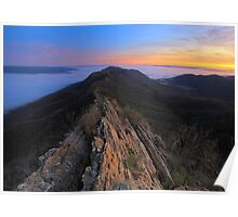 Cathedral Range State Park. Poster