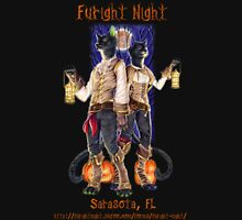 Furight Night Highwaymen - Art by Palelady Unisex T-Shirt