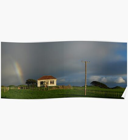 A Treasure at the End of a Rainbow Poster
