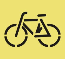 Bicycle Stencil (lite) by PaulHamon