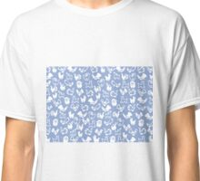 Serenity baa-lamb and  birds Classic T-Shirt