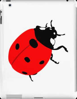 Ladybug by Vectorlicious