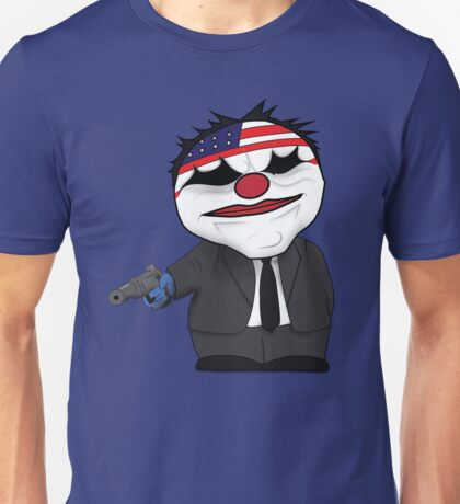 Payday the Heist Unisex T-Shirt