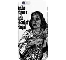 Fado Amália iPhone Case/Skin
