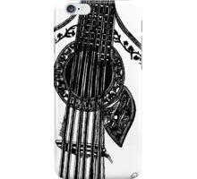 Fado Guitar iPhone Case/Skin