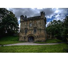 Morpeth Castle Photographic Print