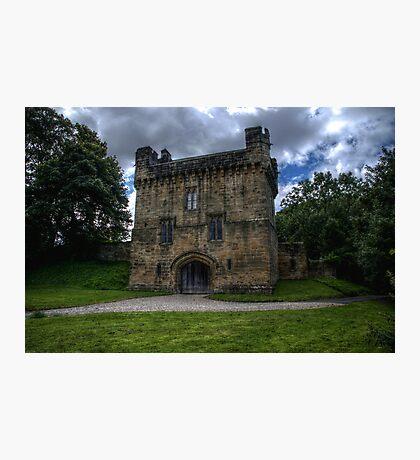 Morpeth Castle Photographic Print