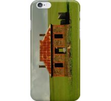 Passing Storm, Burra Ruins iPhone Case/Skin