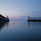 Blue Harbour by damophoto