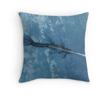 Fish or Fowl Throw Pillow