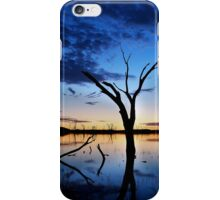 Lake Fyans, Blue Lagoon iPhone Case/Skin