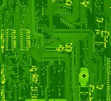 PCB Techy Case by 319media