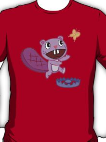 Happy Tree Friends - T-Shirt - Toothy Butterfly. T-Shirt