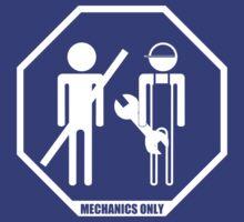 Mechanics Only by Blayde