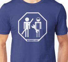Mechanics Only Unisex T-Shirt