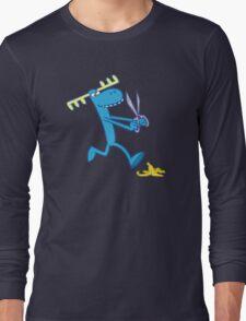 Happy Tree Friends - T-Shirt - Lumpy. Long Sleeve T-Shirt
