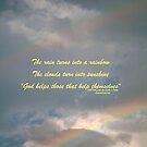 God helps by DreamCatcher/ Kyrah