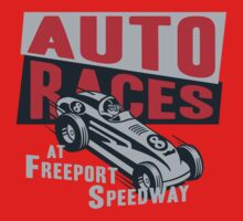 Freeport Speedway by LicensedThreads