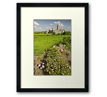 Quin Abbey County Clare Ireland Landmark Scenic Landscape Framed Print