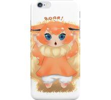 Flareon - ROAR! iPhone Case/Skin