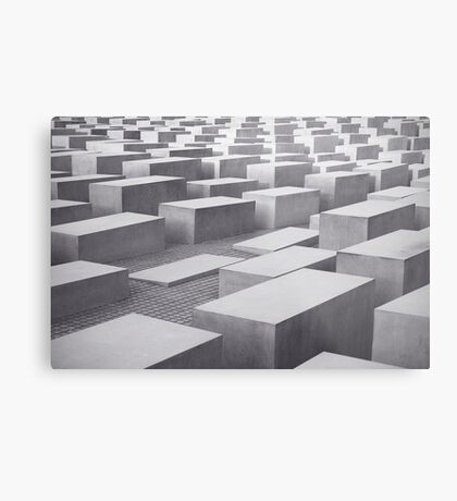 Blocks Metal Print