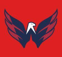 NHL - Washington Capitals Logo by Alex Decimelli