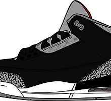 J3 Black Cement by tee4daily