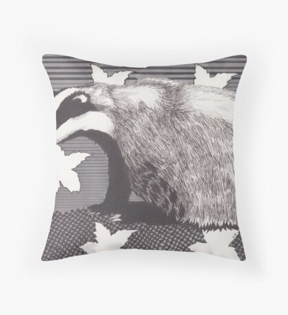 Comfort's in Heaven Throw Pillow