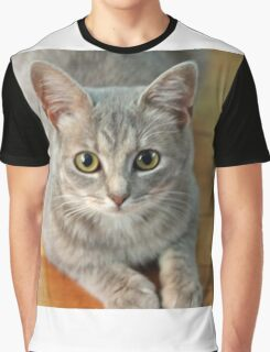 Hattie The Kitty Graphic T-Shirt