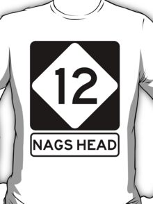 NC 12 - Nags Head T-Shirt