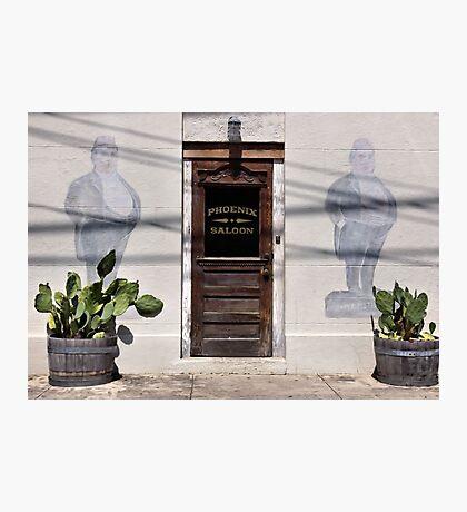 Phoenix Saloon Photographic Print