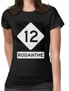 NC 12 - Rodanthe Womens Fitted T-Shirt