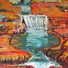 Mitchell Falls by CourtneyAnne82