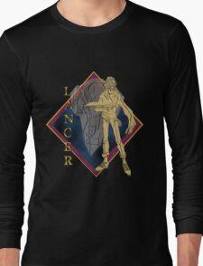 Lancer Defense Soldier Reiji Akaba Long Sleeve T-Shirt