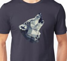 POLY : Wolf Howl Unisex T-Shirt