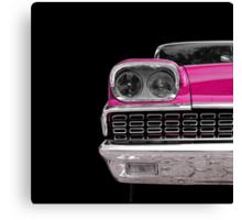 Classic (pink) Canvas Print