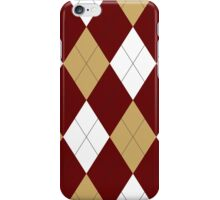 Boston College Argyle iPhone Case/Skin