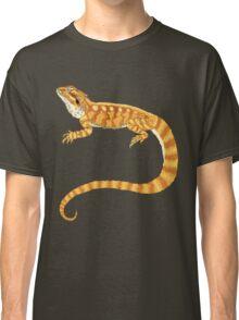 bearded dragon watercolour  Classic T-Shirt