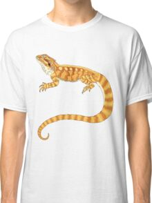 bearded dragon watercolour  Classic T-Shirt