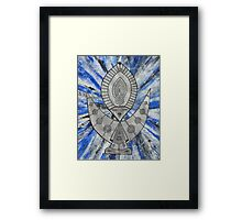 Sirius Starssed Framed Print