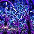 elliptic  midnight garden of delight by LoreLeft27